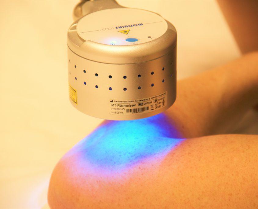 Laser Therapie elleboog
